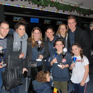 Maccabi Family Bowling 2017