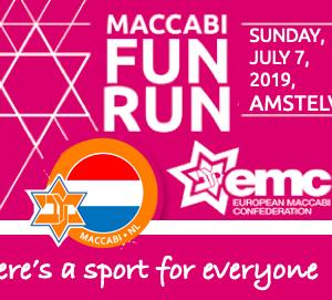 Maccabi Fun Day 2019 – 7 juli – SV RAP
